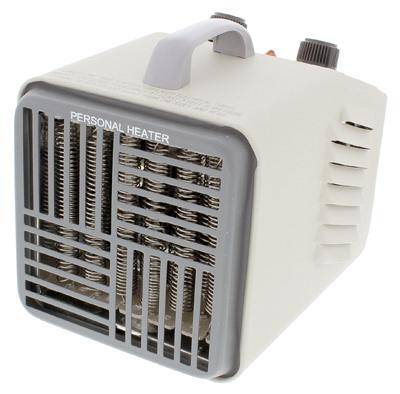 CZ707 Power Zone Fan Heater, Gray, 750/1500-Watt