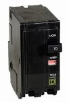 Square D By Schneider Electric QO270CP QO 70-Amp Double-Pole Circuit Breaker