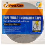 Thermwell Products FV15 Foam/Foil Pipe Insulation