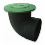 Nds 322 3-Inch  Pop Up Drainage Emitter With UV Inhibitor
