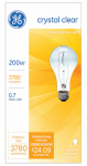 G E Lighting 16069 200-Watt General Purpose Light Bulb