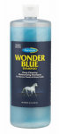 Central Garden & Pet 032502 Wonder Blue Horse & Cattle Shampoo, 32-oz.