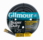Fiskars Brands 874251-1001 Super Duty Flexogen Hose, 5/8-In. x 25-Ft.