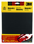 3M 9084 Wet/Dry Sandpaper, 600-Grit, 9 x 11-In., 5-Pk.