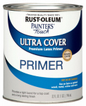 Rust-Oleum 1980-502 Painter's Touch Latex Primer, Gray, 1-Qt.