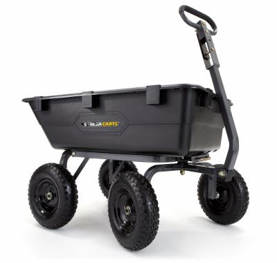 GOR6PS Poly Garden Cart, 1,200-Lb. - Quantity 1