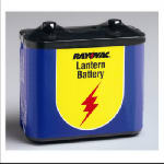 Spectrum/Rayovac 918C 6V General Purpose Lantern Battery