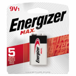 Eveready Battery 522BP 9V Alkaline Battery
