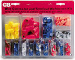 Gardner Bender TK-500 247-Piece Solderless Terminal & Wire Connector Kit