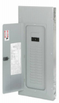Eaton BR1220B100 Load Center, Indoor, 12 Space/20 Pole, 100-Amp Main Breaker