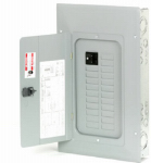 Eaton BR2020B100 Load Center, Indoor, 20 Space/20 Pole, 100-Amp Main Breaker
