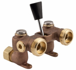 Watts Brass & Tubular 2-M2 Washing Machine Shut-Off Valve.
