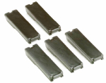 Eaton BRFPP 5-Pack Circuit Breaker Knockout Filler Plate