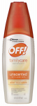 S C Johnson Wax 01835 6-oz. Unscented Skintastic Spray
