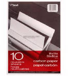 Mead 40114 10CT 8.5x11 Carbon Paper