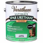 Rust-Oleum 9332 Varathane Exterior Oil-Based Premium Spar Urethane, Gallon, Satin