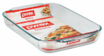 World Kitchen 6001040 Pyrex 4-Qt. Oblong Baking Dish
