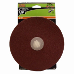 Ali Industries 3080 3-Pk., 7-In. 120-Grit Fiber Sanding Disc