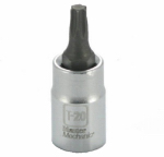 Apex Tool Group-Asia 264044 1/4-In. Drive, T-20 TORX Bit Socket
