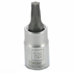 Apex Tool Group-Asia 264291 1/4-In. Drive, T-25 TORX Bit Socket