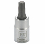 Apex Tool Group-Asia 264309 1/4-In. Drive, T-27 TORX Bit Socket