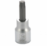 Ming Shin USA 264408 MM 3/8'' Drive T40 Torx Socket