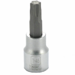 Apex Tool Group-Asia 264416 3/8-In. Drive, T-45 TORX Bit Socket