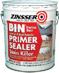 Zinsser & 0900 Zinsser B.I.N. 5-Gallon White Primer Sealer