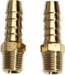 Campbell Hausfeld MP3207 2-Pack 3/8-Inch Hose End x 1/4-Inch NPT (Male)
