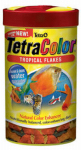 Tetra Pond 77157 TetraColor Tropical Fish Food Flakes, .42-oz.