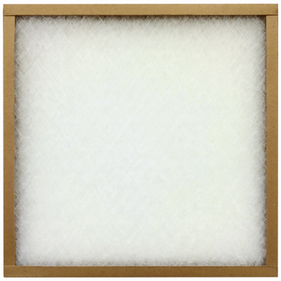 10055.011520 EZ Flow II 15x20x1-In. Flat Panel Spun Fibergla
