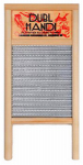 Columbus Washboard 2133 Dubl Handi Washboard, 8.625 x 18-In.