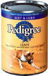 Mars Petcare Us 01030 Canned Dog Food, Chunky Beef, 22-oz., Must Be Purchased in Quantities of 12