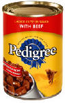 Mars Petcare Us 01530 Choice Cuts Canned Dog Food, Beef, 22-oz., Must Be Purchased in Quantities of 12