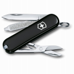 Victorinox-Swiss Army 53003 Black Classic Pocket Knife