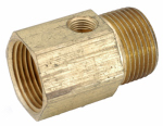 Anderson Metals 57492-0808 Evaporator Cooler Adapter, 1/2 x 1/2-In.
