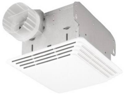 678 Broan Bathroom Fan & Light - Quantity 1