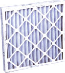 Aaf/Flanders 84355.022020 Pre-Pleat 40 Pleated Furnace Filter, 20x20x2-In., Must Purchase in Quantities of 12