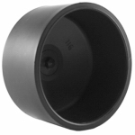 Charlotte Pipe & Foundry ABS 00116  0800HA Pipe Cap, ABS/DWV, 2-In.