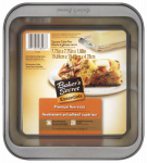 World Kitchen 1114436 Non-Stick Cake Pan,  8-Inch Sq.