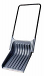 Suncast SF1850 28-Inch Gray Snow Scoop/Float With Steel Handle