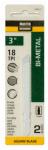 Disston 279117 2-Pack 3-Inch 18-TPI Bi-Metal Jigsaw Blade