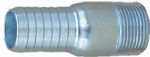Genova Products 370420 2-Inch Male Pipe Thread Steel Insert Adapter