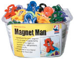 Adams Mfg 3303-50-3848 Magnet Man Clip