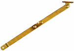 National Mfg/Spectrum Brands Hhi N208-611 9.75-In. Brass Left Handed Folding Support