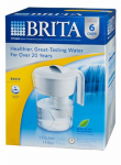 Clorox Sales Co Brita Div 35507 6-Cup Brita Classic Pitcher