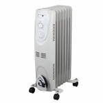 Midea International Trading NY15AH Oil-Filled Convection Radiator Heater