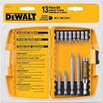 Dewalt Accessories DW2160 DeWalt 13-Piece Screwdriving Set With Tough Case