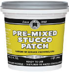 DAP 64811 QT Pre-Mix Stucco Patch