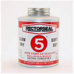 Rectorseal 25431 Rectorseal 1-Pint #5 Pipe Thread Sealant